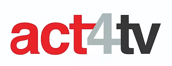 Act4tv Logo